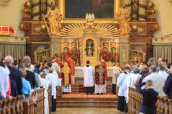 Priesterweihe FSSP in Deutschland