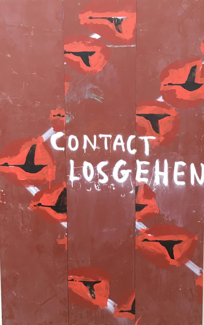 Contact losgehen