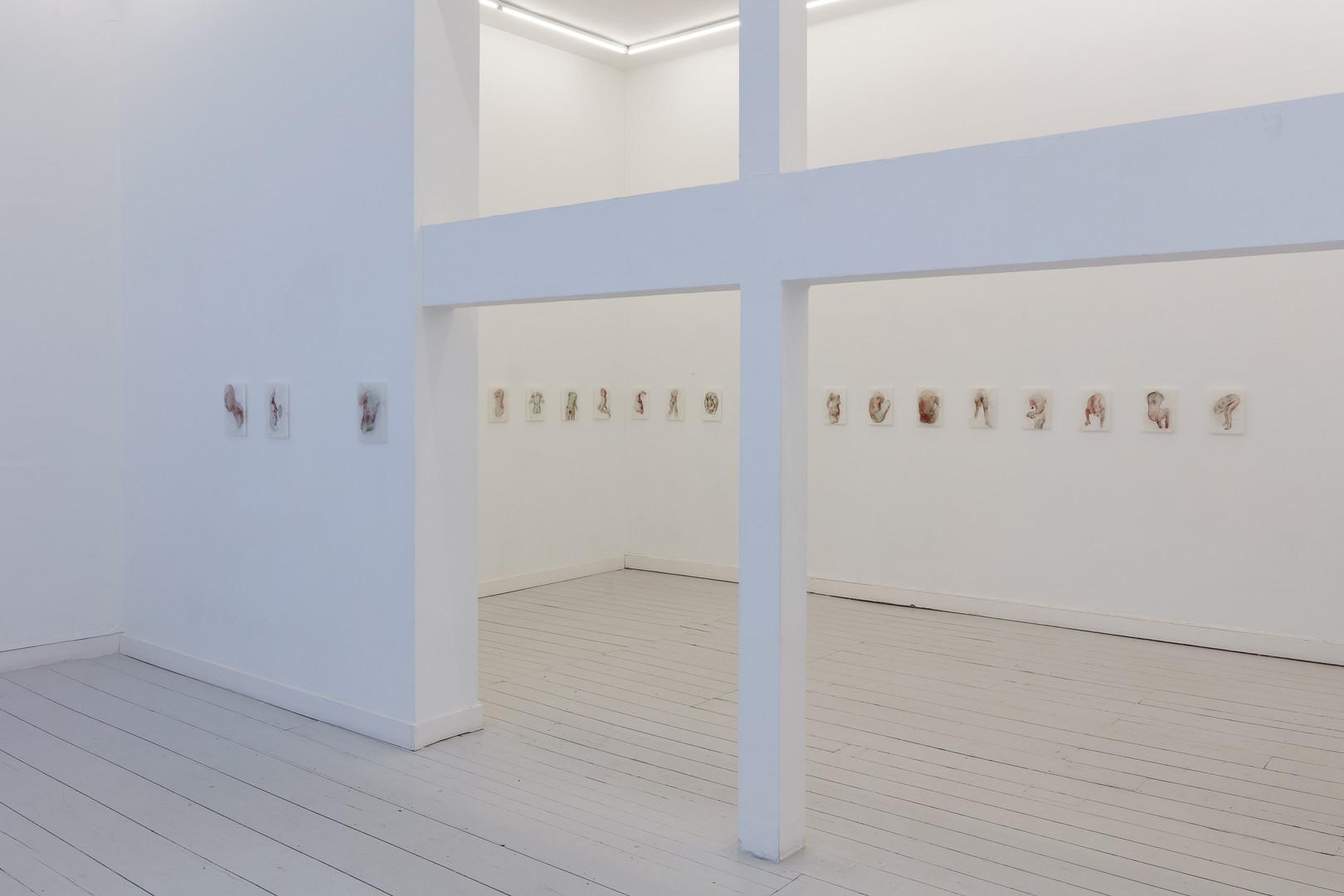 Over my (dead) body, Geukens & De Vil, Antwerp, 2019
