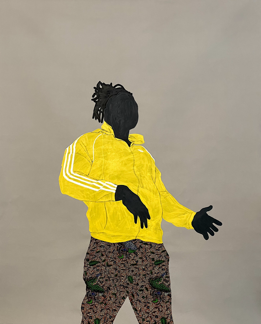 Yellow Jacket (Adidas series)