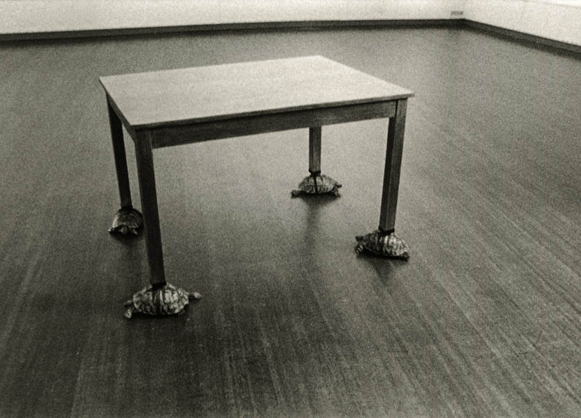 The Table Turning