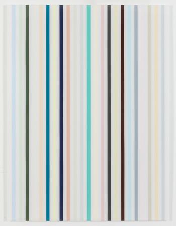Asse Stripe Painting #2