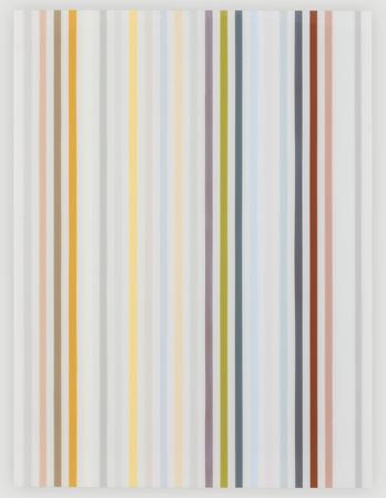 Asse Stripe Painting #3