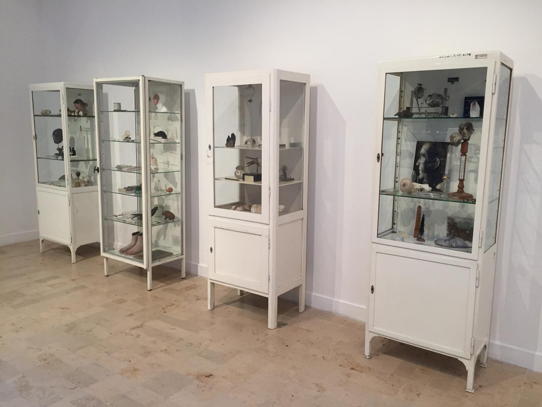 Mental Sculptures, with Robert Kusmirowski, Biala Galeria, Lublin, 2016