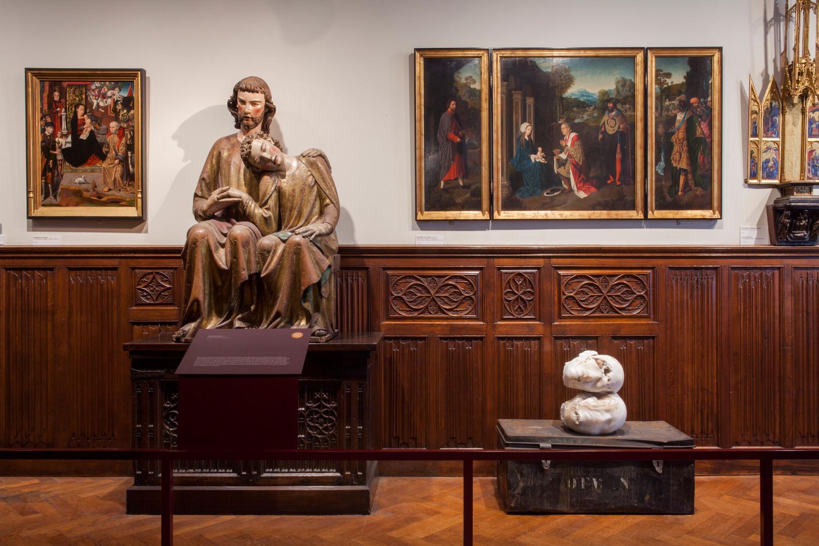 Ecce Homo, Museum Mayer van den Bergh, 2017-2018