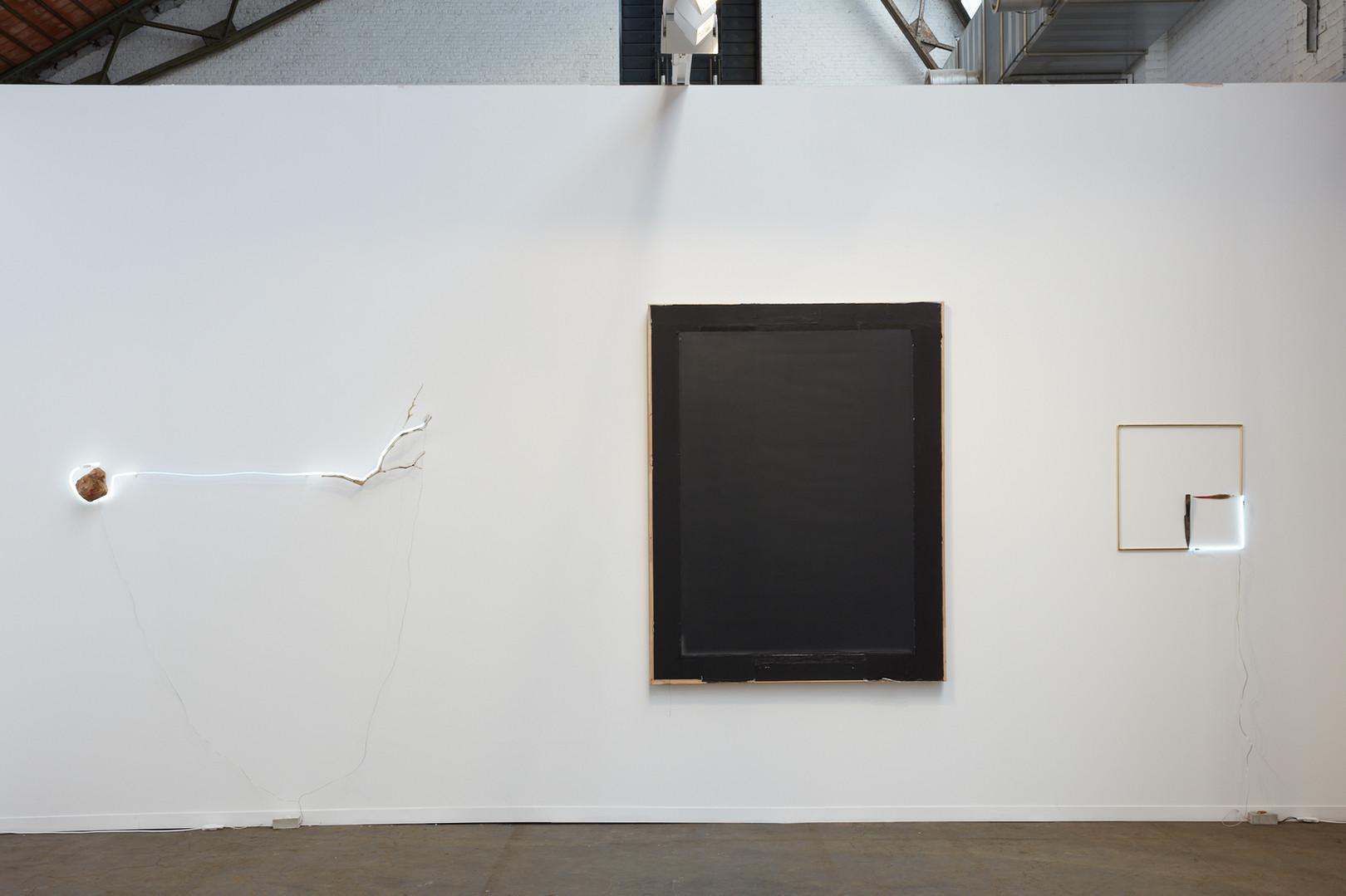 Duoshow Jaromir Novotny & Gabriel Rico, Art Brussels 2019