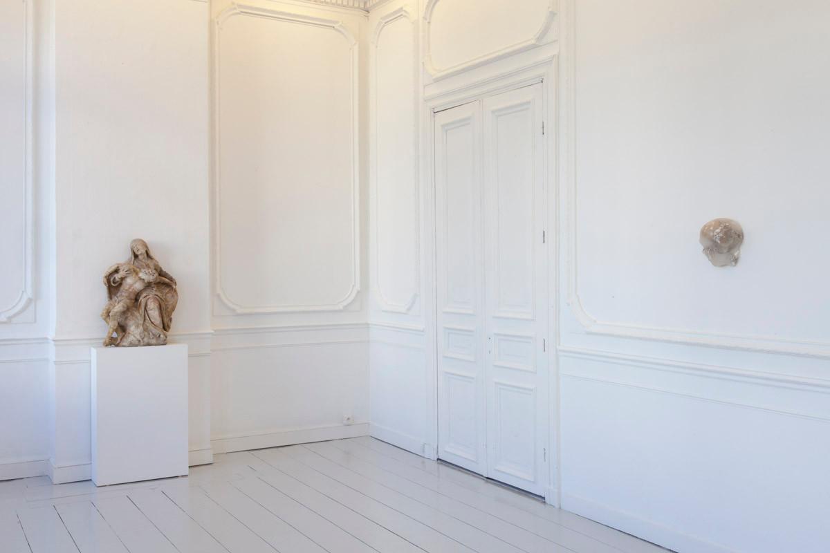Alabaster Mentalis, Geukens & De Vil, Antwerp, 2017