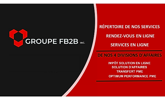 Logo site web Groupe FB2B boutique 3.2_P