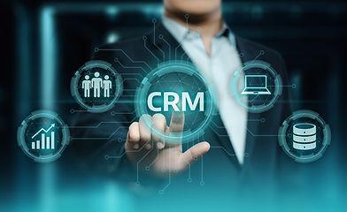 CRM Customer Relationship Management Business Internet Techology Concept..jpg