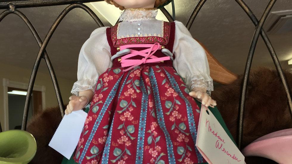 Heidi by Madame Alexander
