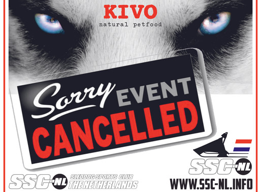 Kivo Kempentrail 2020 cancelled !