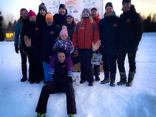 IFSS European Championship Snow 2020 is begonnen met de openingsceremonie !