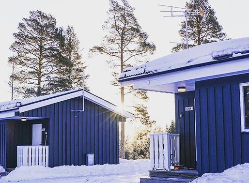 Accommodaties in de buurt van ÅSARNA