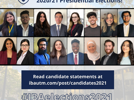 Meet the Candidates of the 2021 IBA Presidential Elections