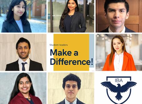 Meet IBA Executive Board 2020 - 2021