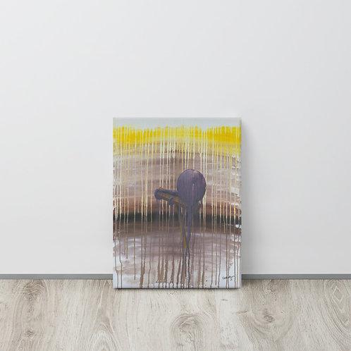 Anxiety - Canvas Print