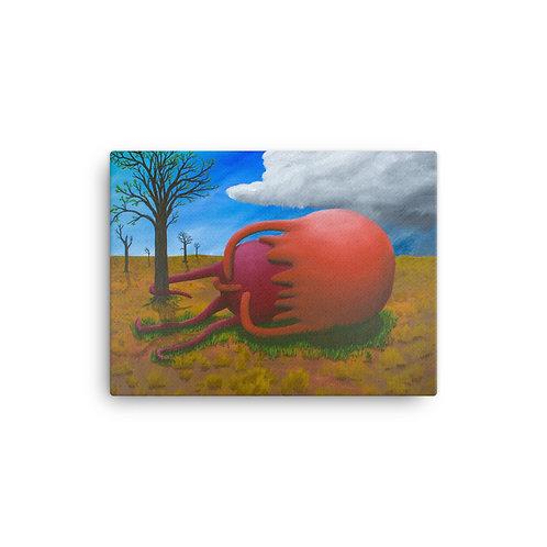 Devour Me - Canvas Print