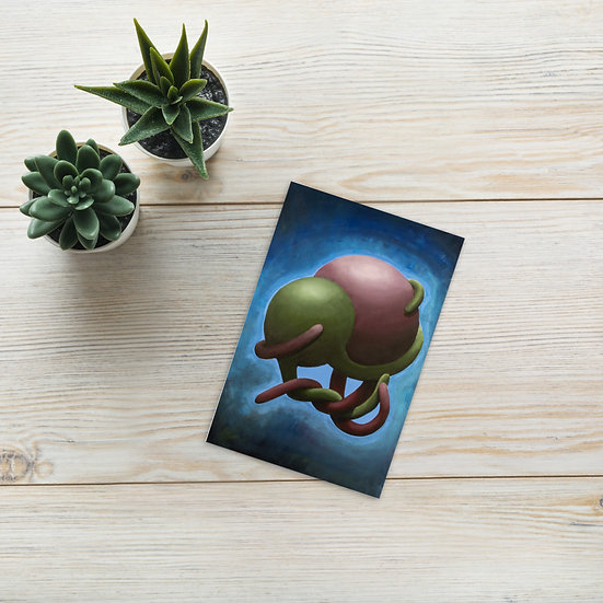 Fulfilled - Postcard