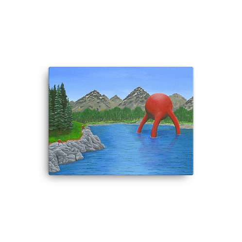 Back to Nature - Canvas Print