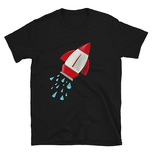 To The Moon! GME-WSB-YOLO - T-shirt