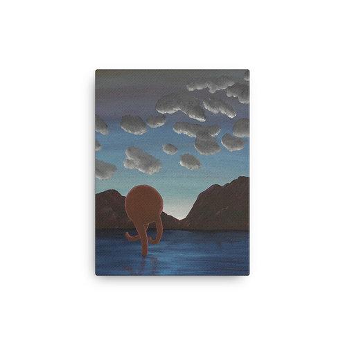 Poise - Canvas Print