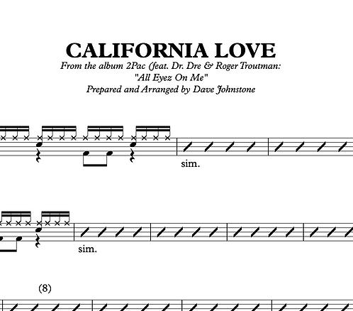 California Love - 2Pac
