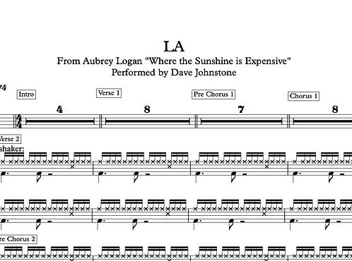 """Aubrey Logan """"LA"""""""