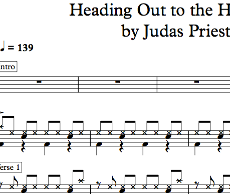 "Judas Priest ""Heading Out to the Highway"""