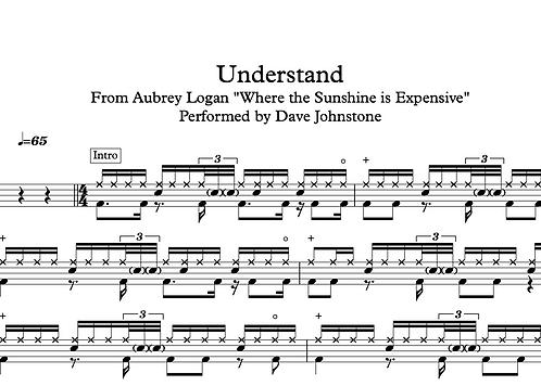 """Aubrey Logan """"Understand"""" (Dave Johnstone)"""