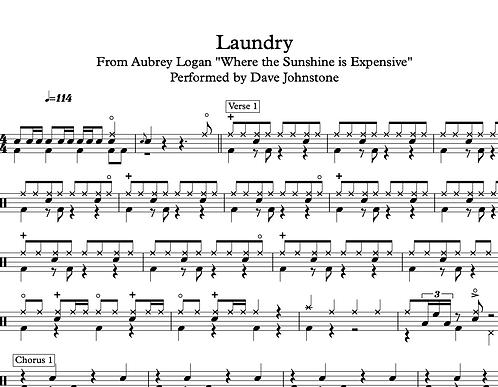 """Aubrey Logan feat. Dave Koz """"Laundry"""""""