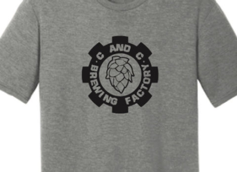 Gear Logo Shirt (with text on back)