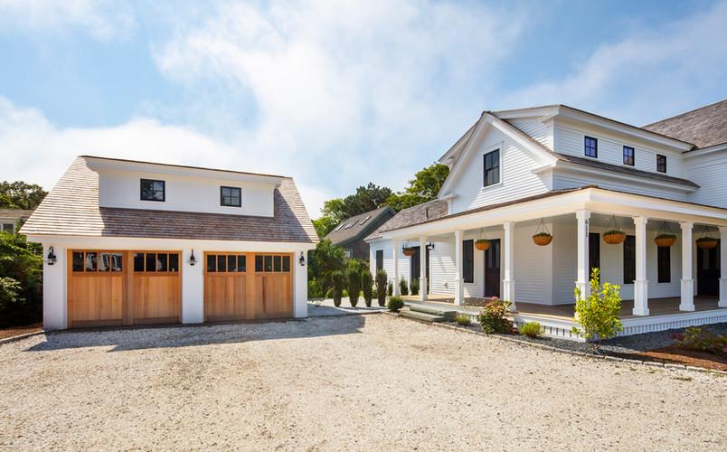 Historic Home Remodel; Harwich Port, Massachusetts