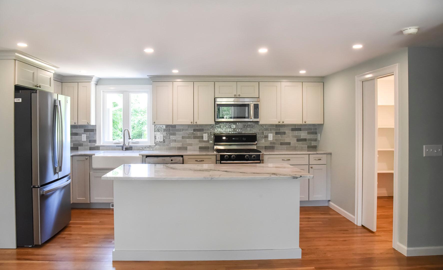 Kitchen Remodel/Sunroom Addition, Dennis