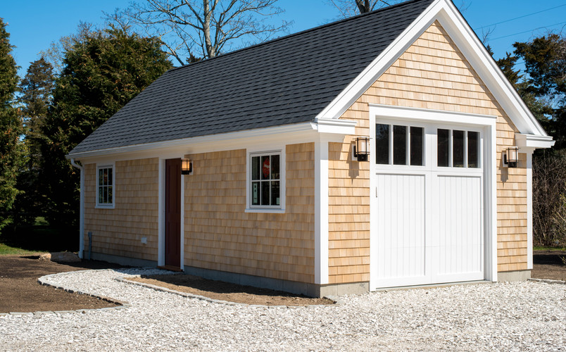 Boathouse; East Orleans, Massachusetts