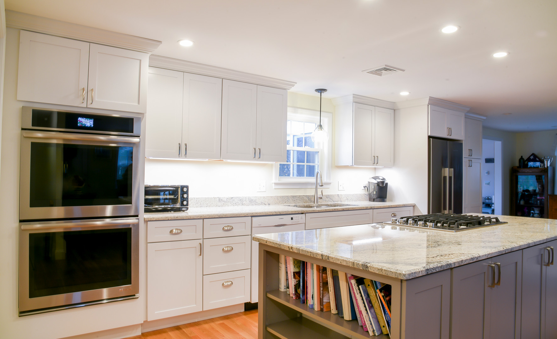 Renovated Kitchen/Second Story Addition, Dennis