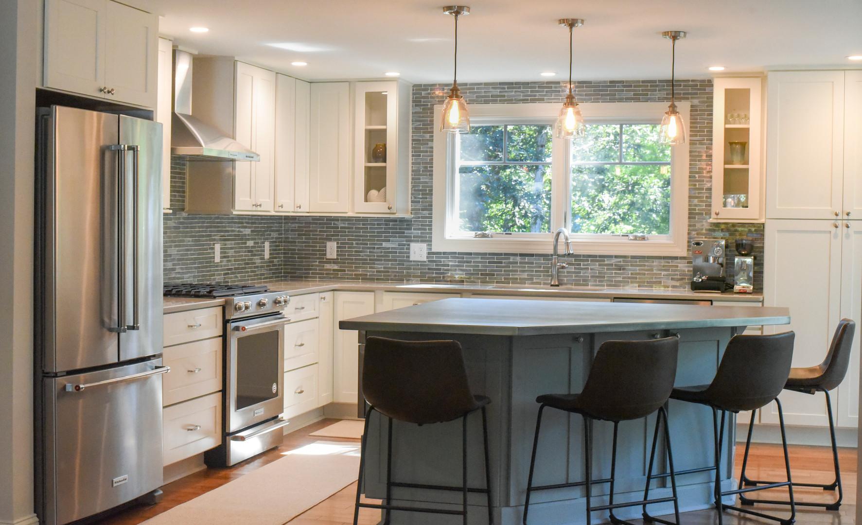 Renovated Kitchen, Brewster