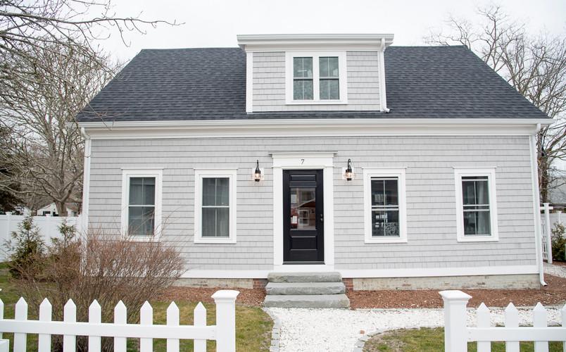 Historic Cottage Renovation; Harwich Port, Massachusetts
