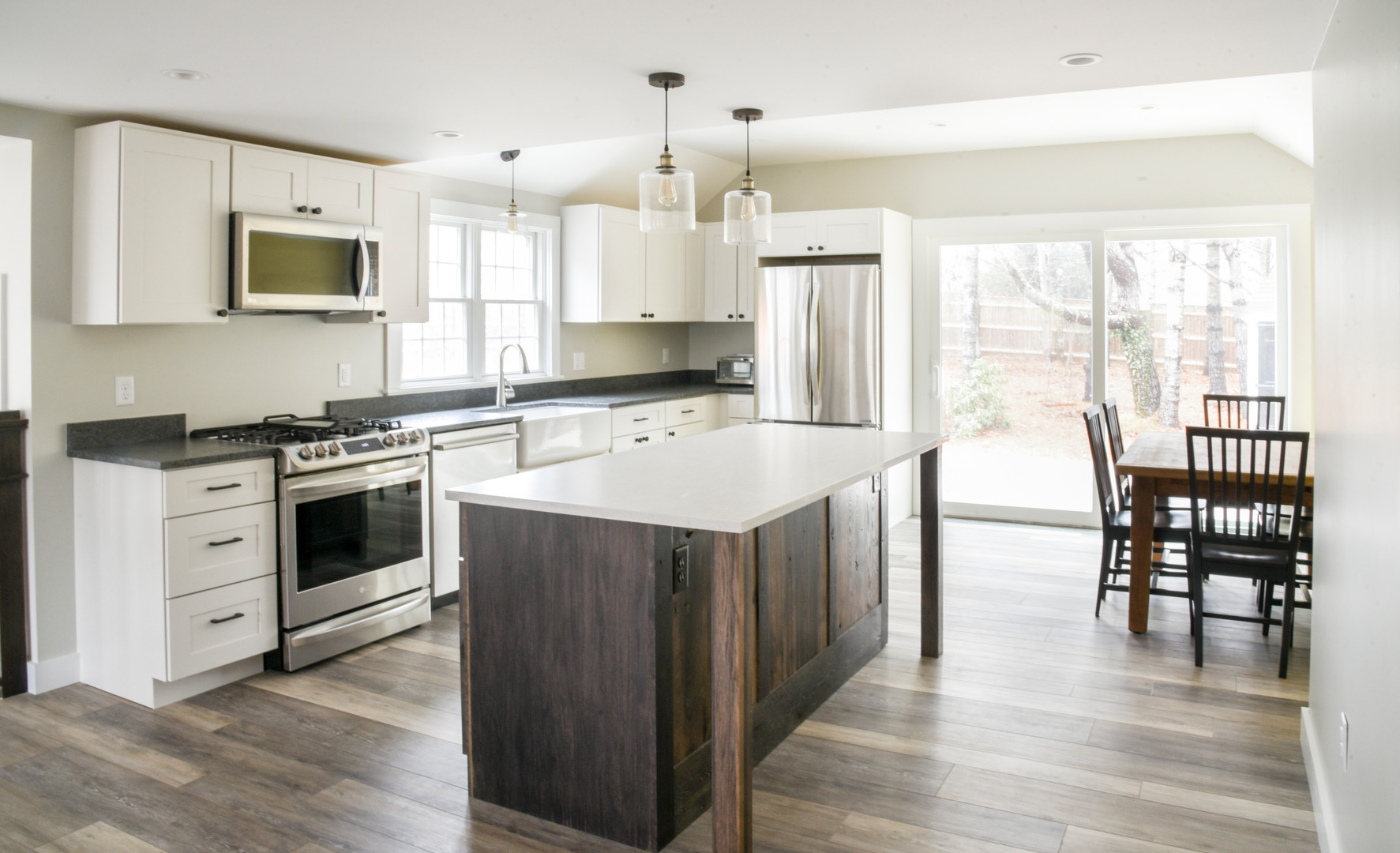 Renovated Kitchen, South Chatham
