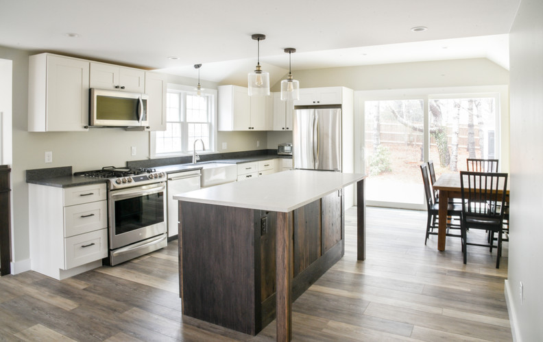 Renovated Kitchen, South Chatham