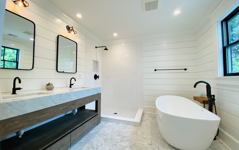 Master Bathroom, Harwich Port