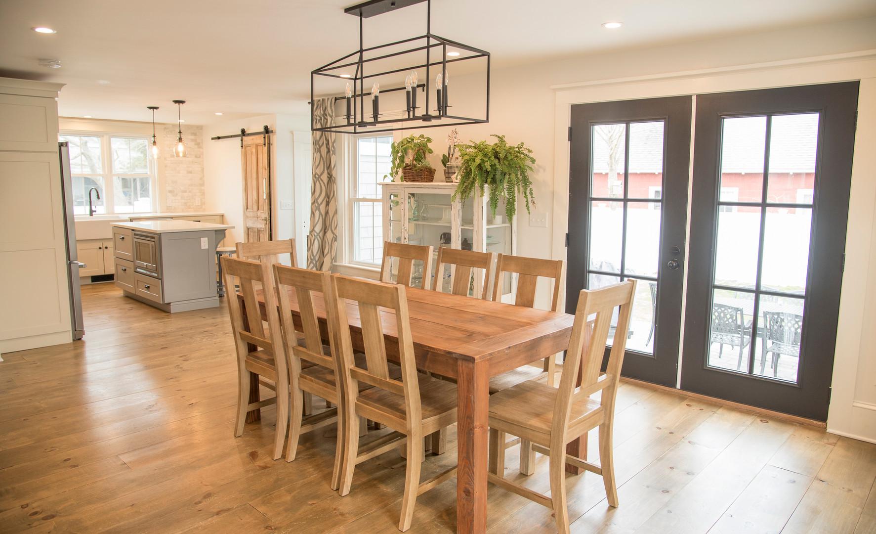Historic Home Renovation, Harwich Port