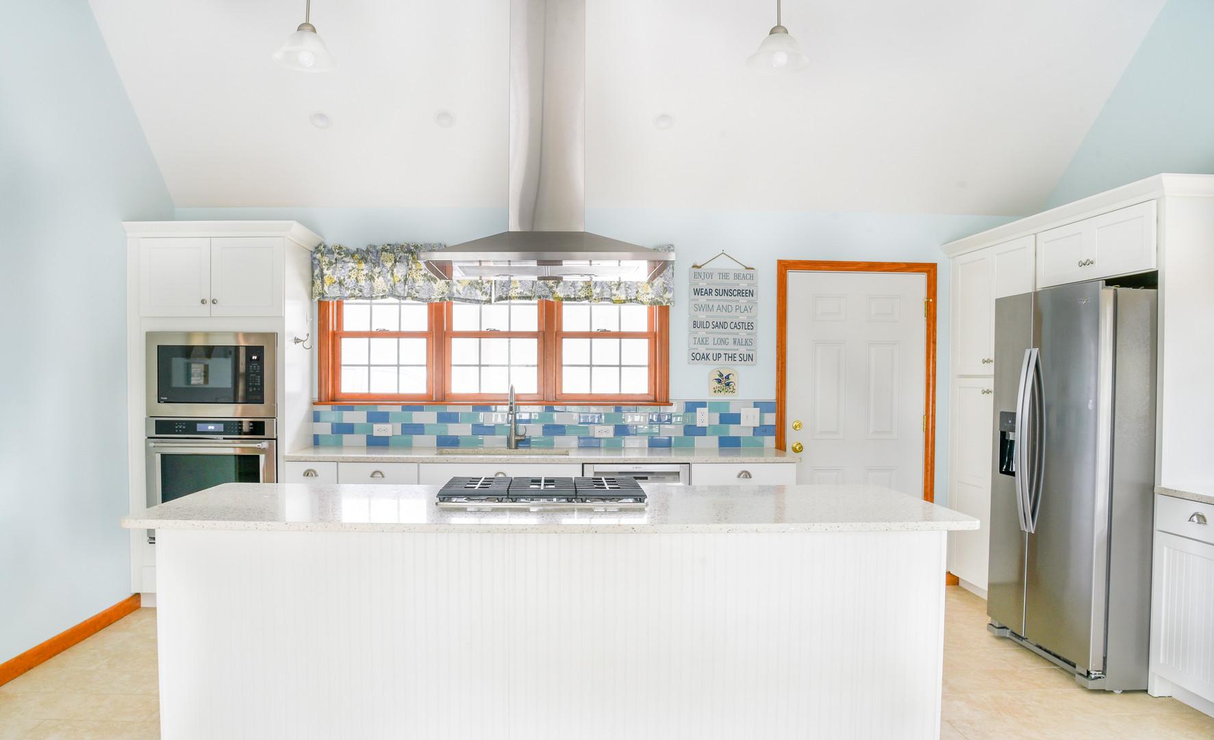 Kitchen Addition, South Chatham