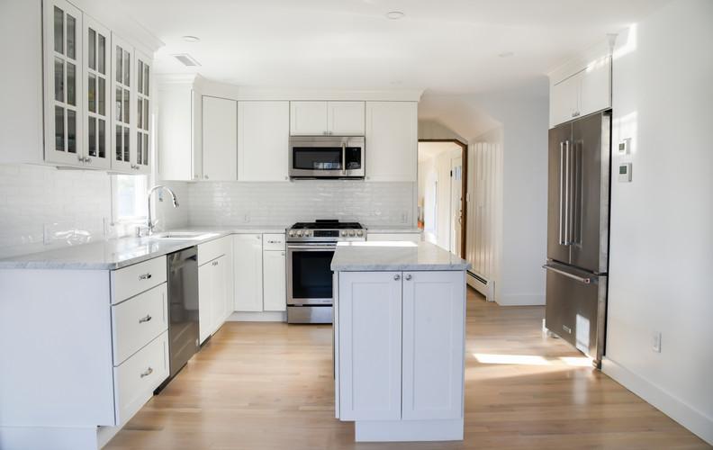 Kitchen remodel, Harwich Port