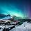 Thumbnail: Nordlys Bilde