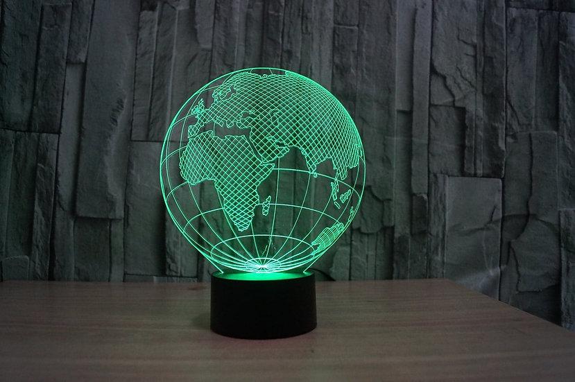 Globus 3D