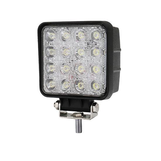 LED-arbeidslys 48W