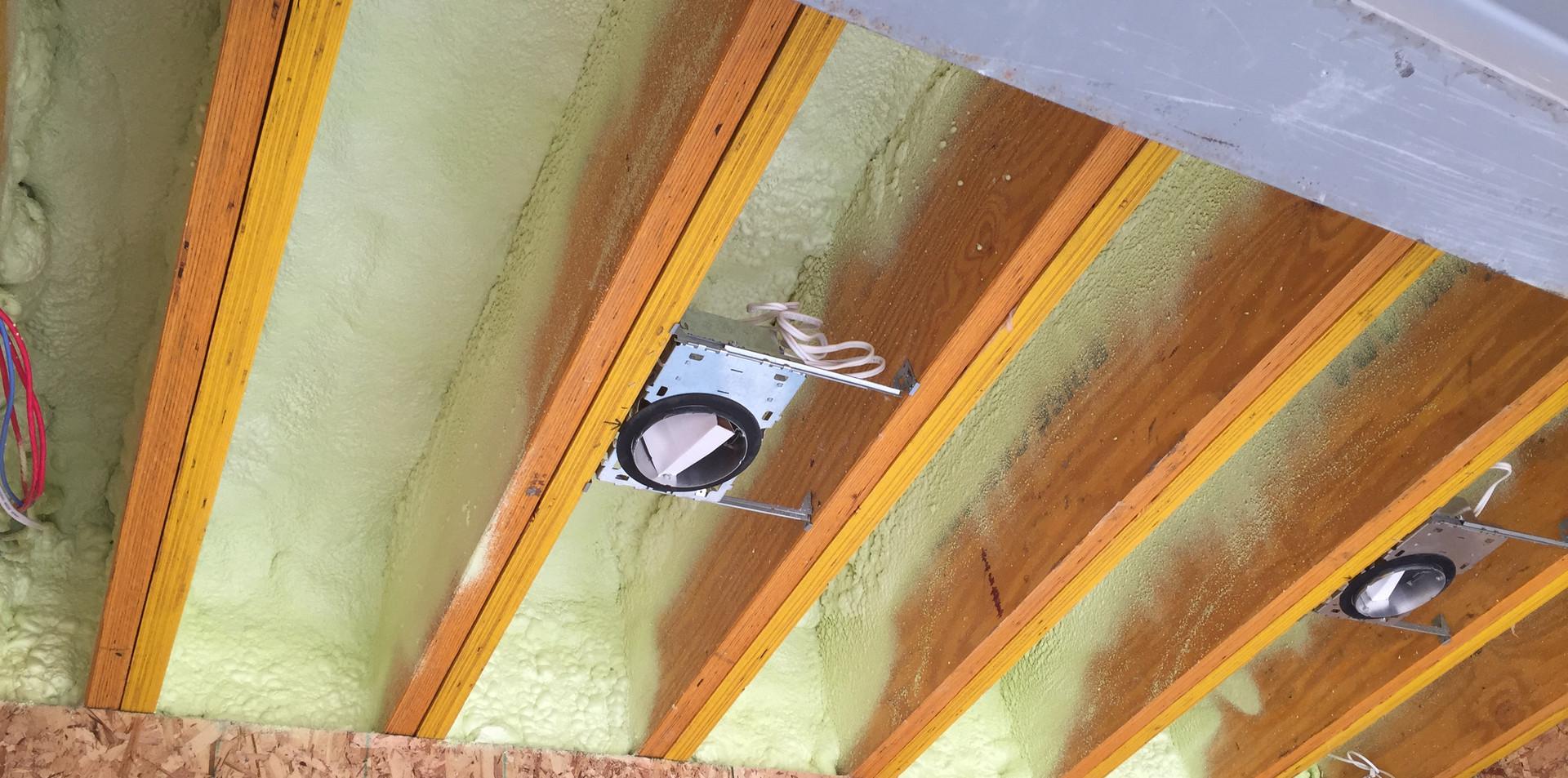 Exterior Cantilever.