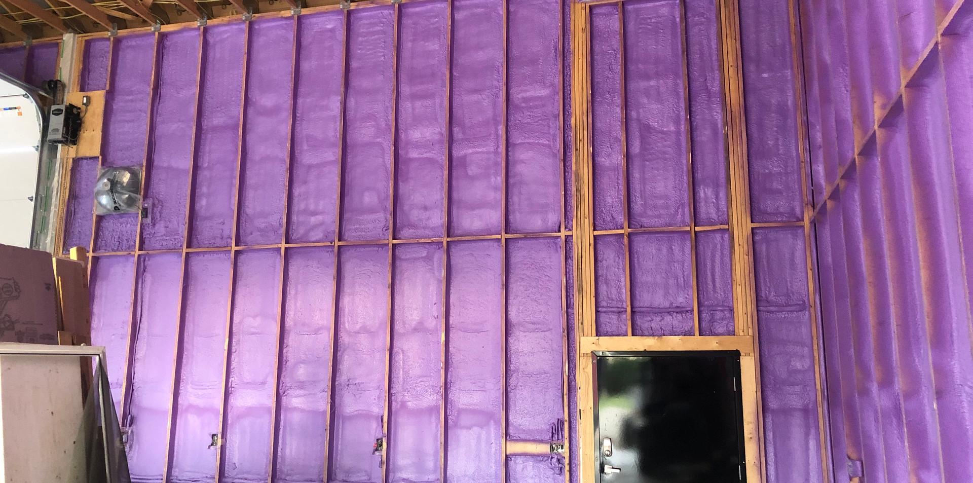 walltite closed cell foam