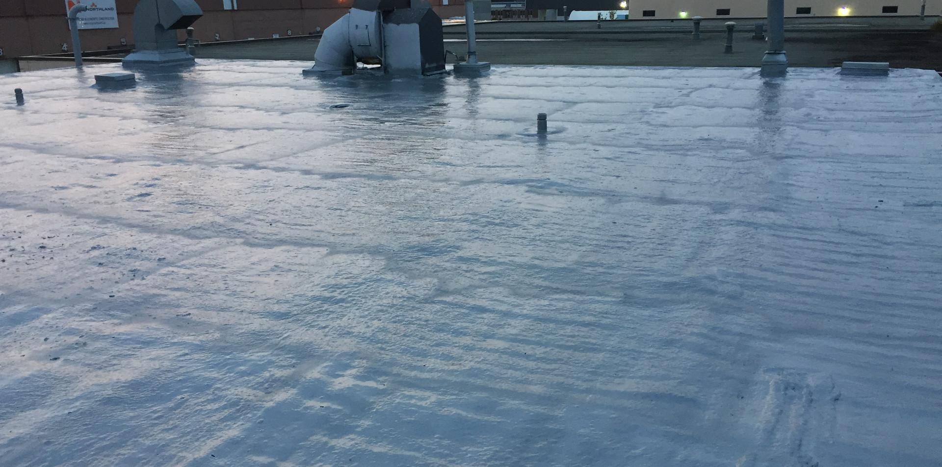 Roof ready for any season