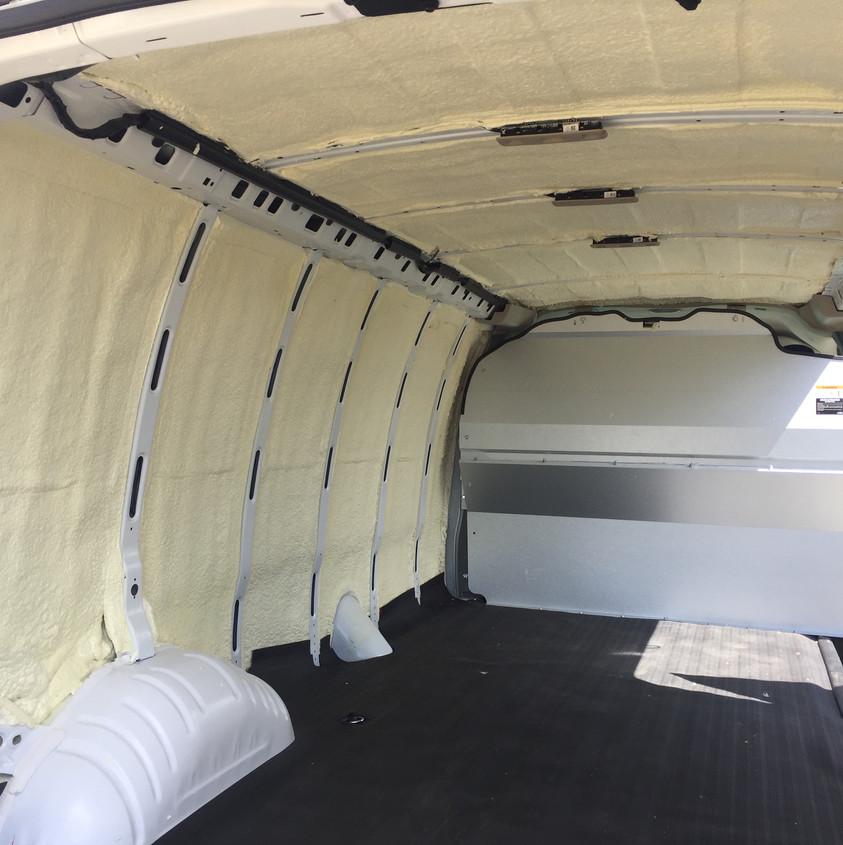 working van